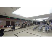重庆市九龙坡区社会保险事务中心和就业人才服务中心叫号智慧...