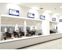 涪陵行政服务中心排队叫号系统