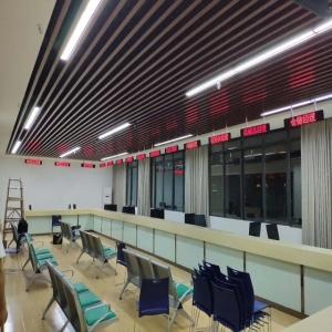 银之鑫排队叫号系统入驻重庆工业职业技术学院