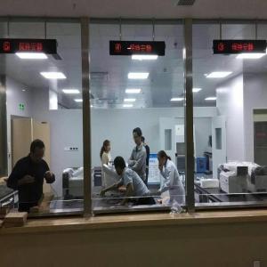 綦江区人民医院排队叫号系统上线使用